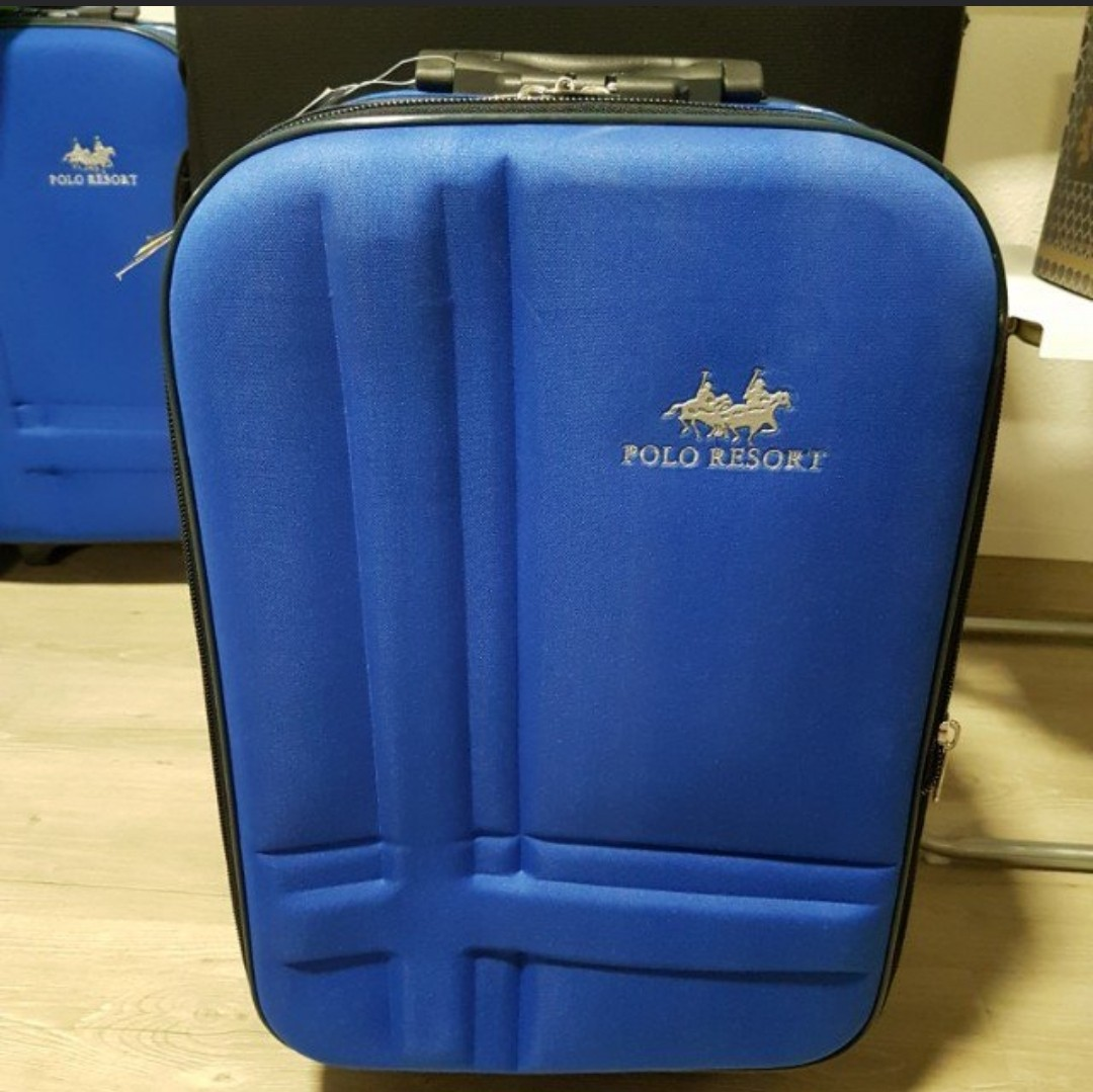 c07207722d Brand New Luggage Cabin Size Polo Resort, Travel, Travel Essentials ...