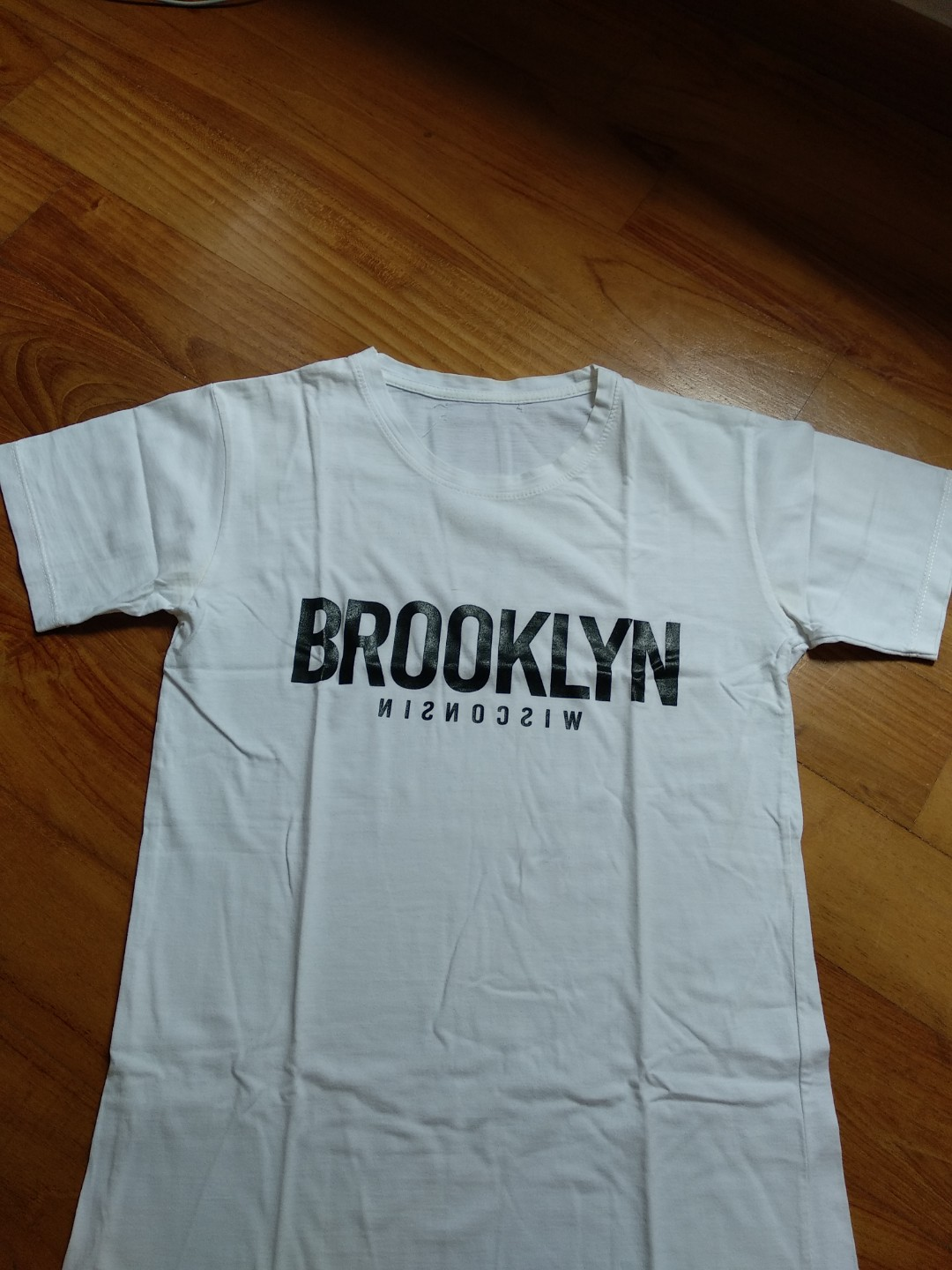 5528e64c8 Brooklyn graphic tee, Women's Fashion, Clothes, Tops on Carousell