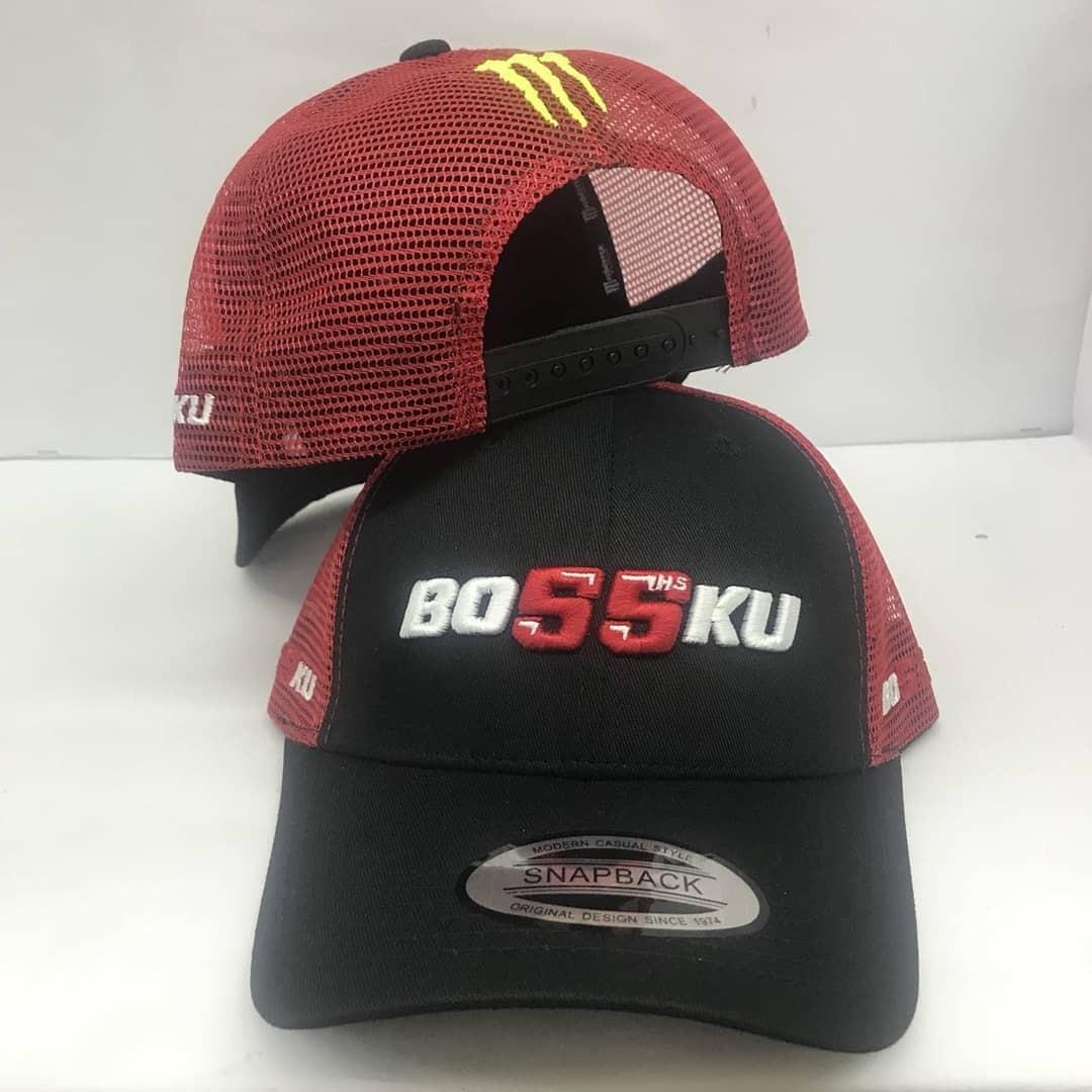 668a5945e Cap BOSSKU Premium Edition, Men's Fashion, Accessories, Caps & Hats on  Carousell