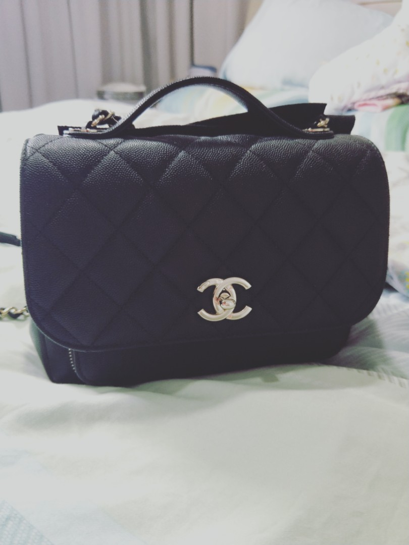 1ef02295f5fa Chanel business affinity black (limited ed)
