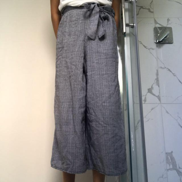 Checkered pants - Small/Medium