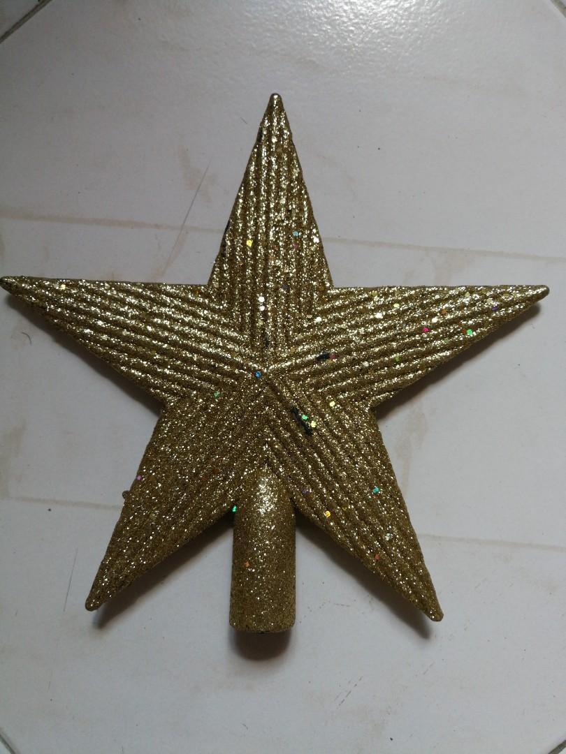 Christmas Tree Star.Christmas Tree Star Topper