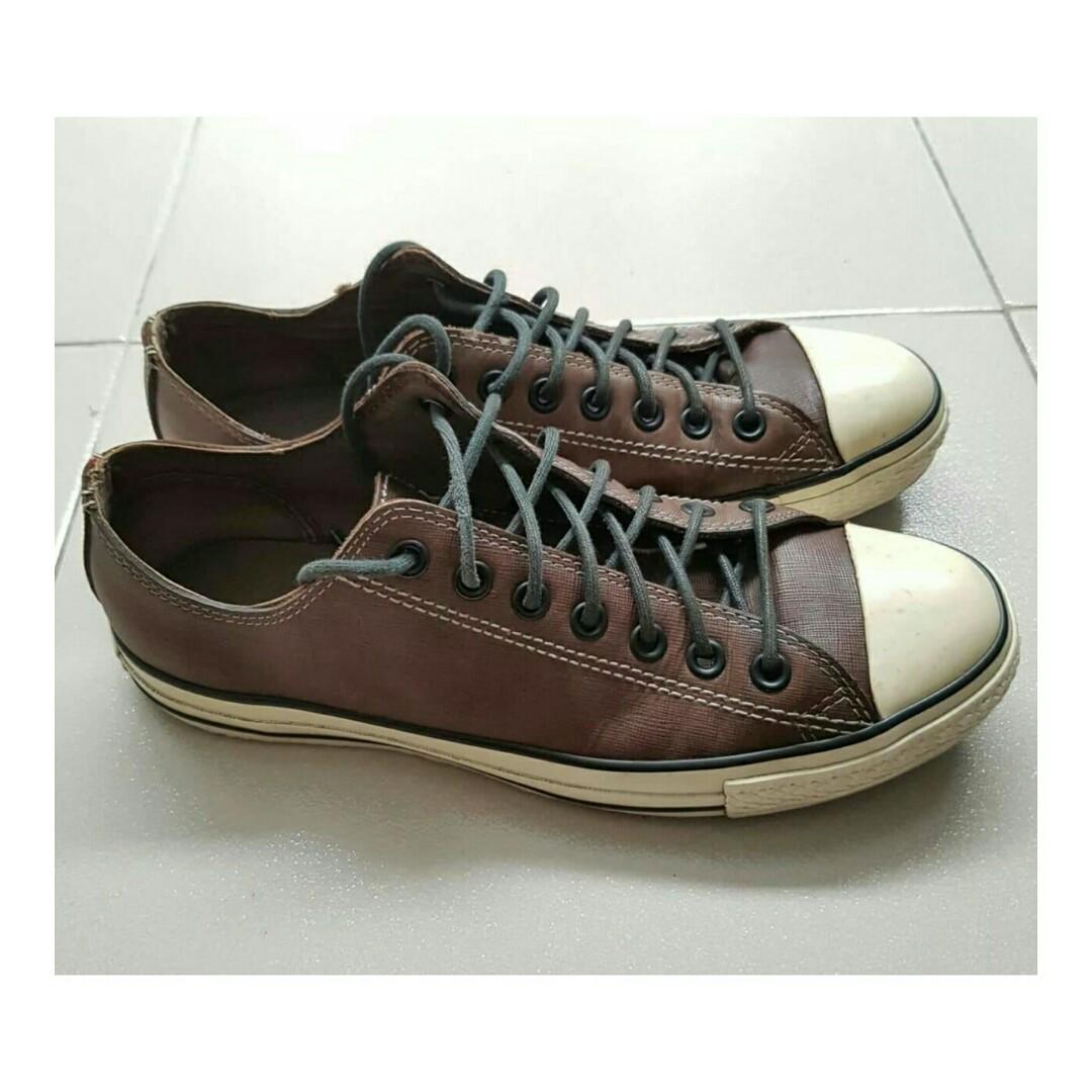 e8474b620c7e Converse Chuck Taylor Brown Leather (Men s)