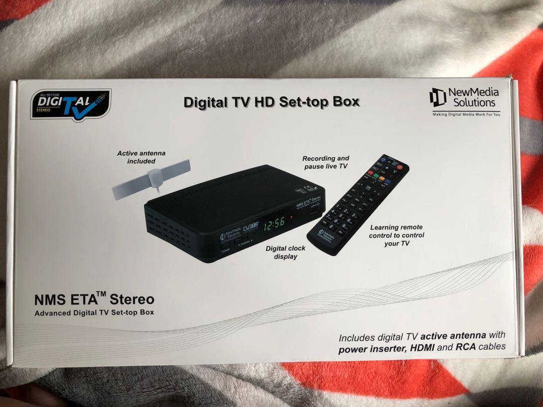 Digital TV HD SET-UP BOX