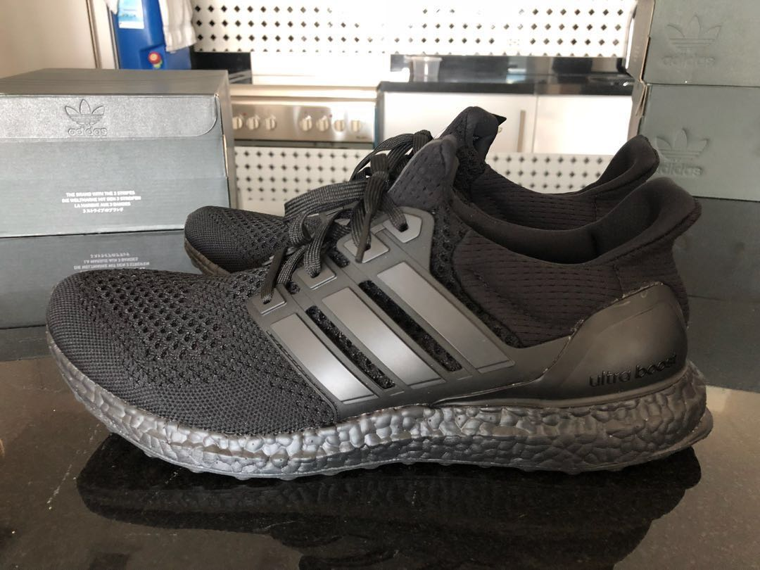 643ca258833 For Sale Adidas - Ultra Boost 3.0  Triple Black