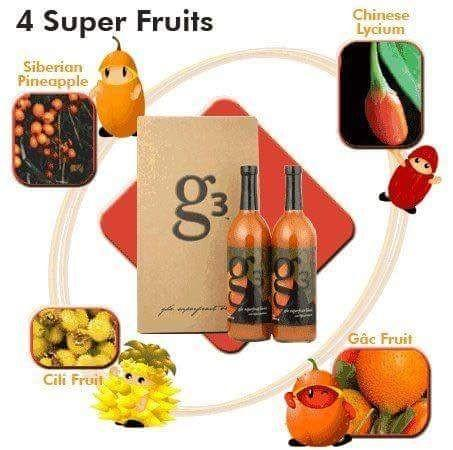 G3 Superfruit Juice