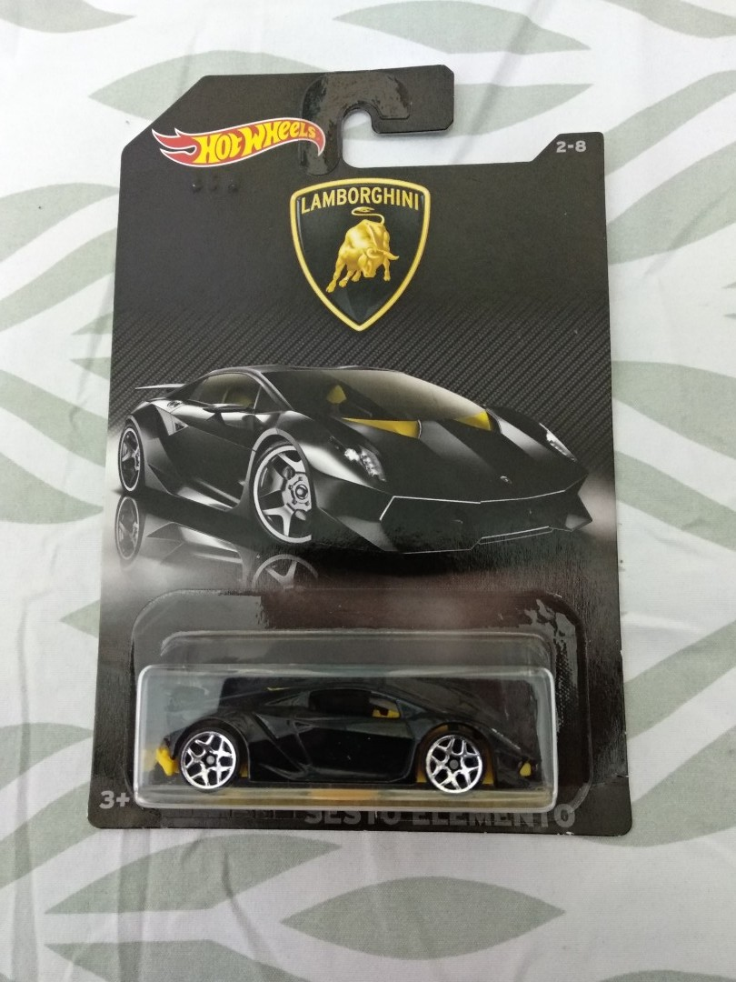 Hot Wheels Fast Furious Series Orange Lamborghini Murcielago Loose