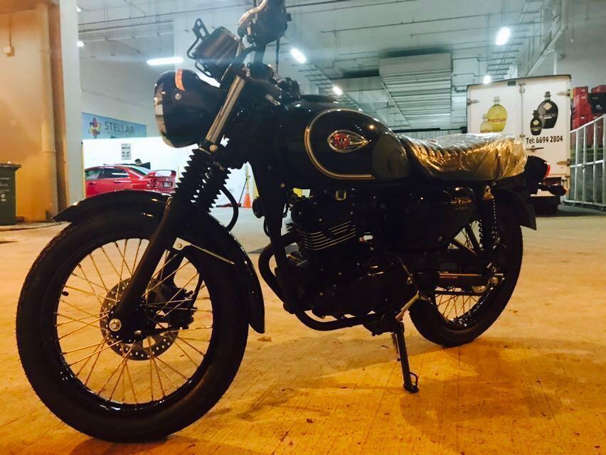 Kawasaki Estrella 175 (New), Motorbikes, Motorbikes for Sale