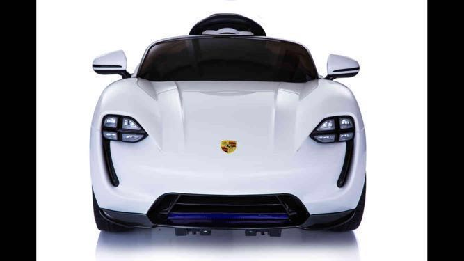 Kids Electric Sports Car Porsche Toys Games Others On Carousell