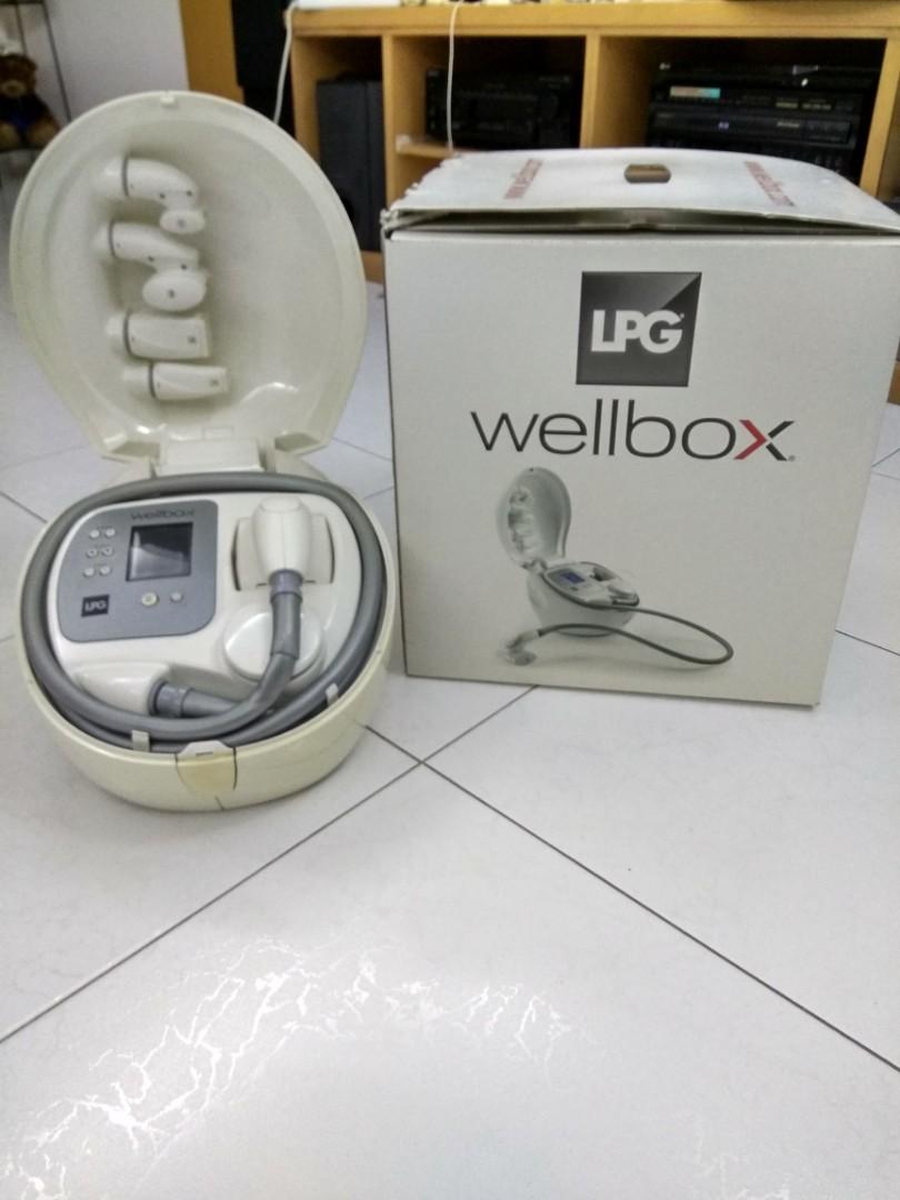 LPG wellbox
