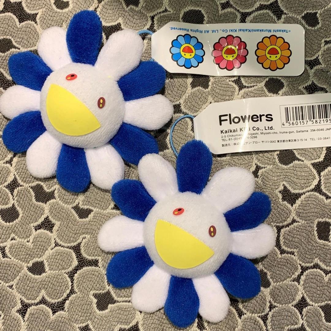 732ffd5c3bf9 Murakami Takashi Flower Pin Brand New