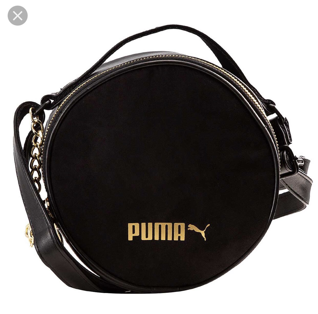8a2c464c1c NEW PUMA Suede Women s Premium Round Case Bag