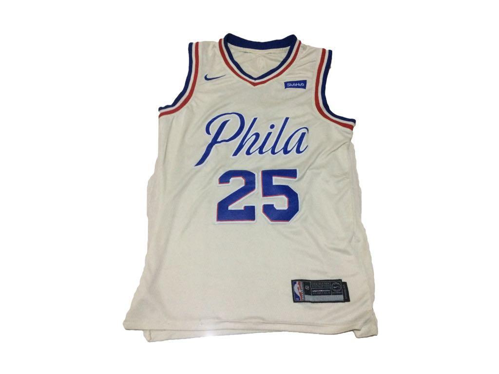 competitive price 91515 f6237 Nike City Edition Swingman Jersey Philadelphia 76ers 2017 ...