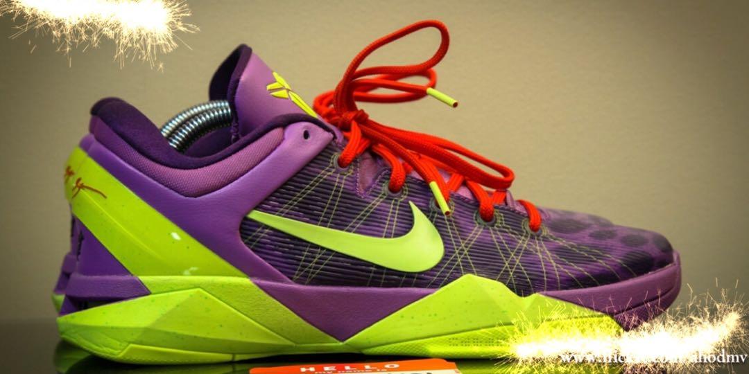 """366b81d3eed Nike Kobe 7 """"cheetah"""""""