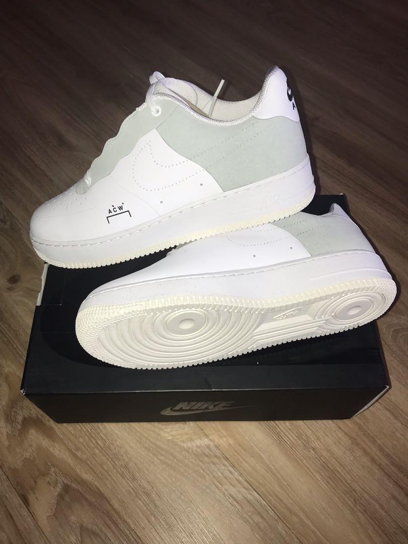 Nike X ACW Air Force 1 Low, Men's Fashion, Footwear