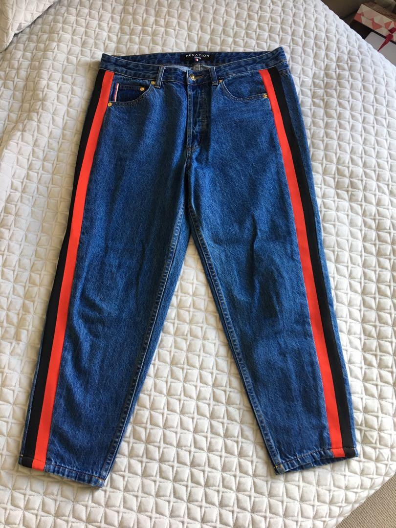 PE nation jeans