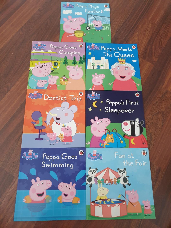 Peppa Pig Books By Ladybird