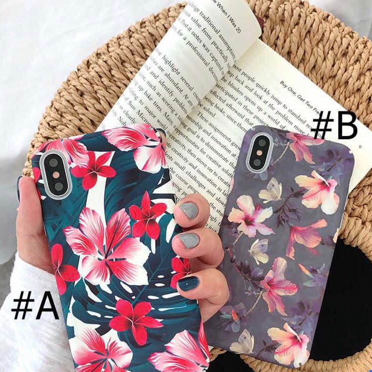 d078a882b3832 PREORDER Pink Flowers Bloom Phone Case
