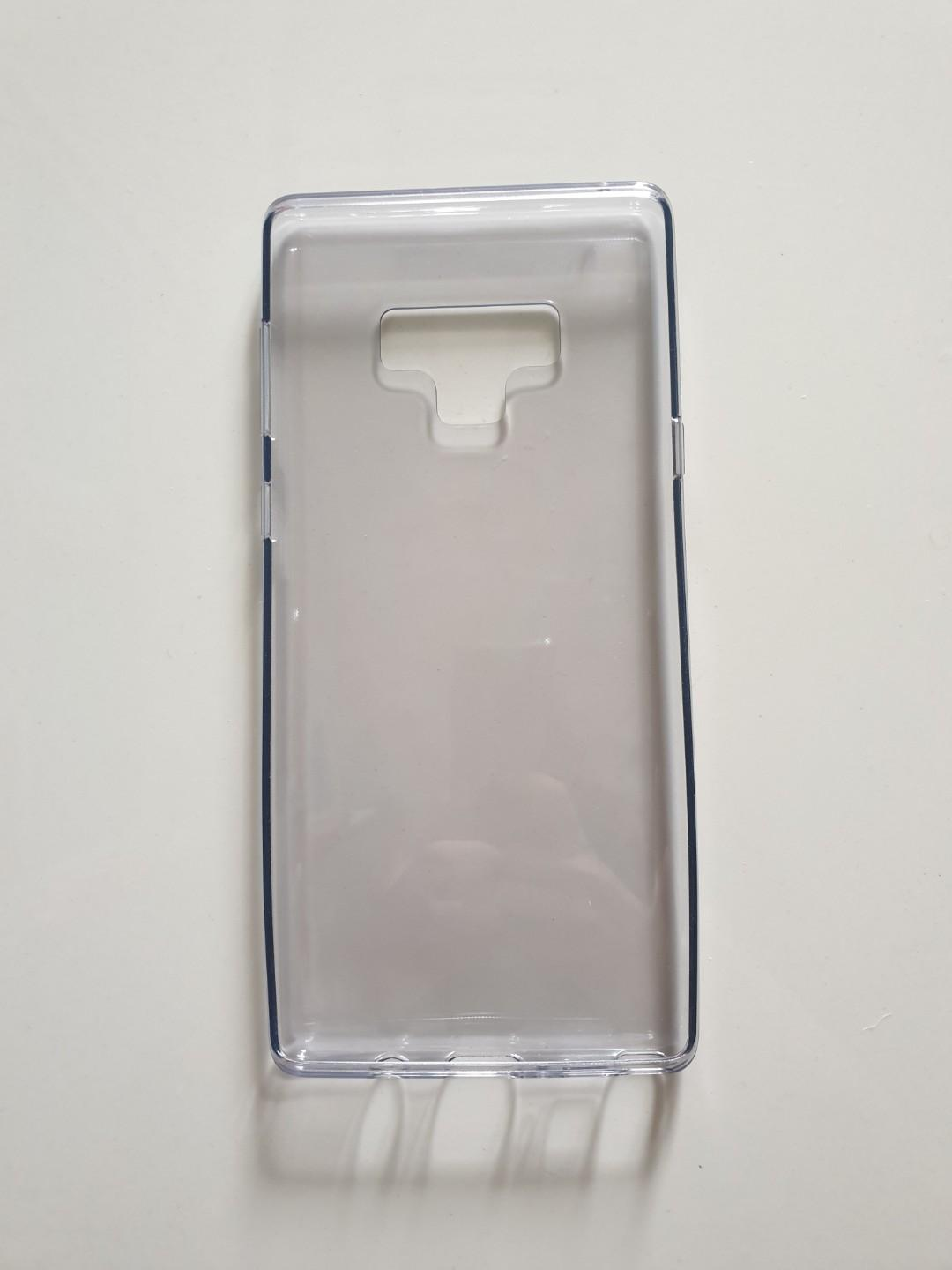 Samsung Galaxy Note 9 Clear Case, Mobile Phones & Tablets