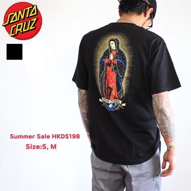 Santa Cruz Jessee Guadalupe T-Shirt 現貨減價