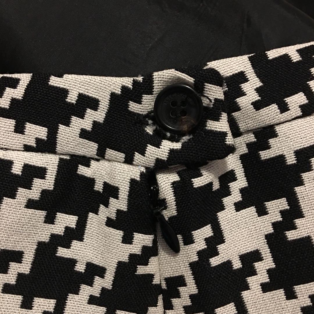Size 4 - New Wool Michael Kors Skirt