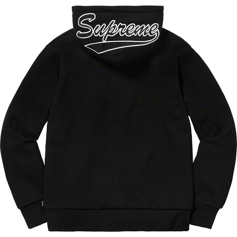 Supreme Thermal zip up sweatshirt   hoodie  ready stock!  20f2bdaef3d
