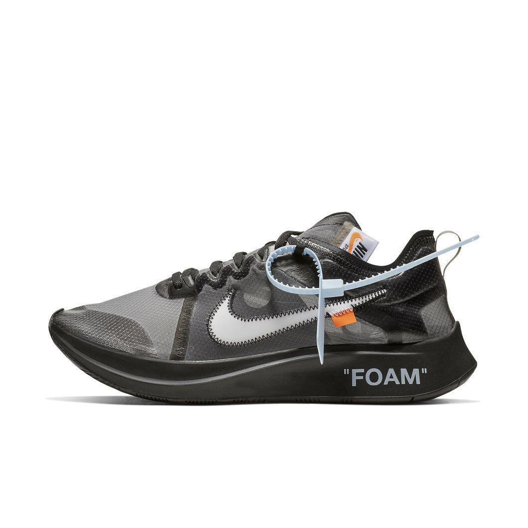bae7644d1231 The Ten  Nike Zoom Fly x Off-White™ (Black)