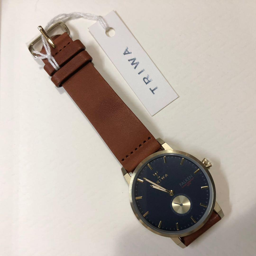TRIWA 手錶 Apple Watch Daniel Wellington