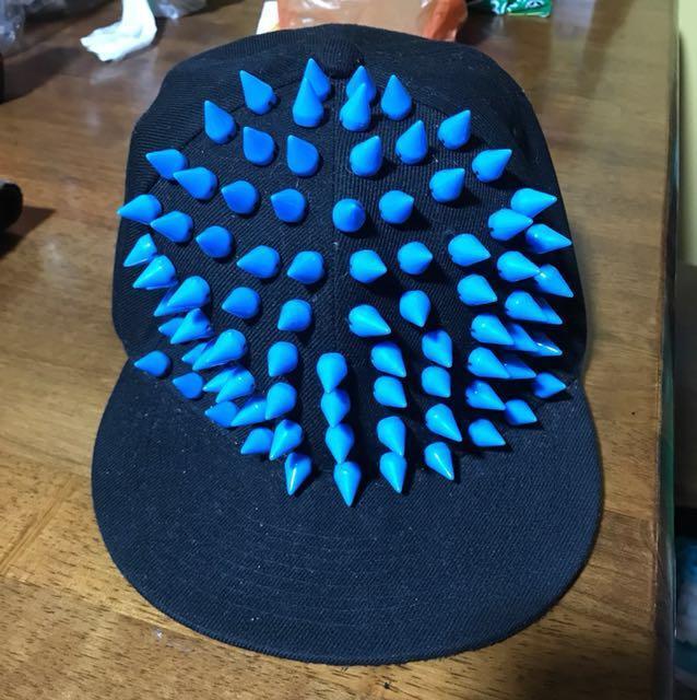 Unique hats with studs