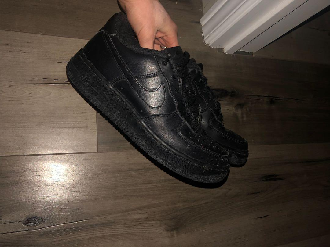 Used air forces sz 5.5