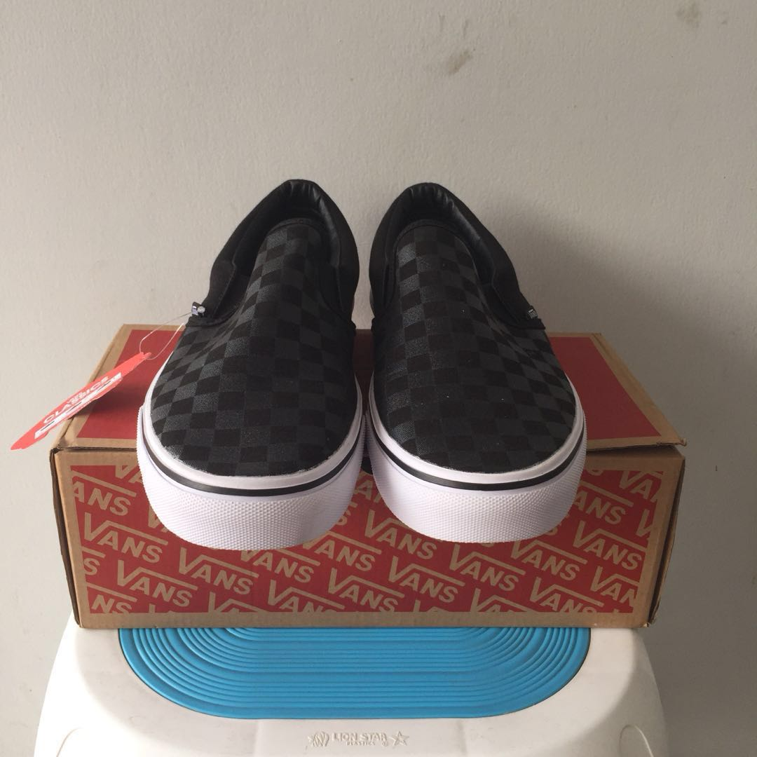 Vans Classic Slip On Checkerboard 9ac4564d13