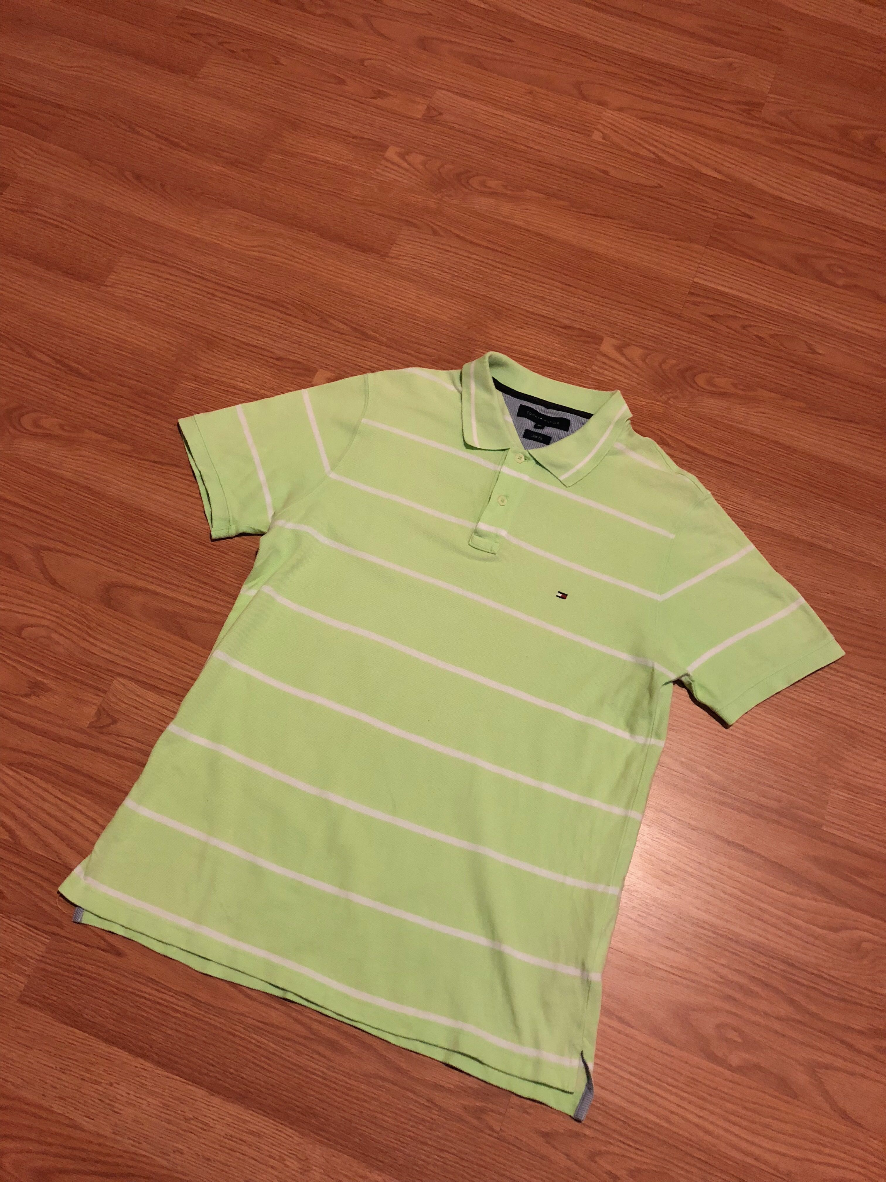 ac5d013f Vintage Tommy Hilfiger polo, Men's Fashion, Clothes, Tops on Carousell