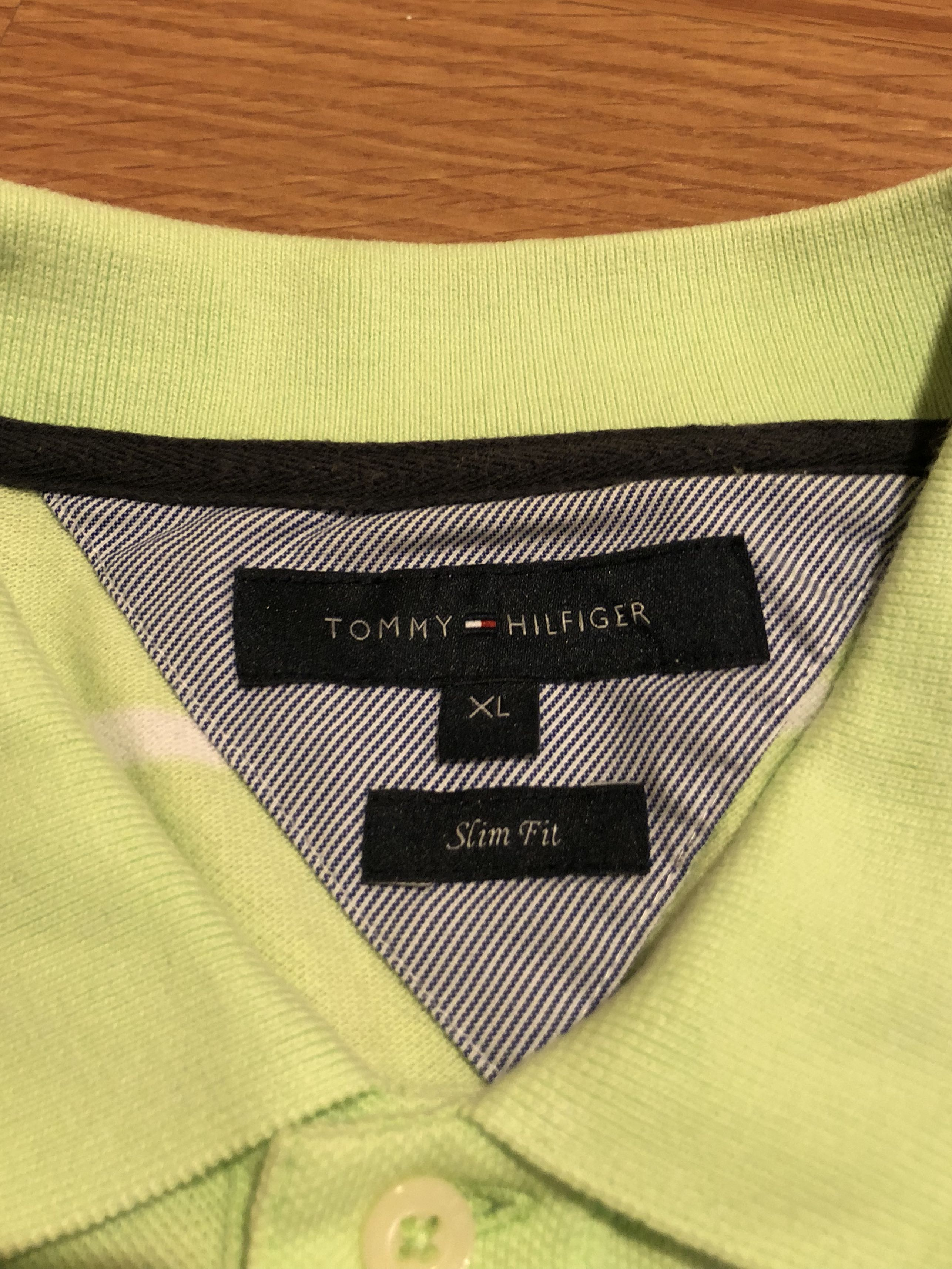 8d01e9a9 Vintage Tommy Hilfiger polo, Men's Fashion, Clothes, Tops on Carousell