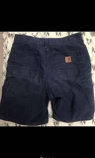 🚚 Carhartt工作短褲
