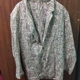 Blazer tribal xxl