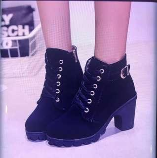 Korea Fashion Boots