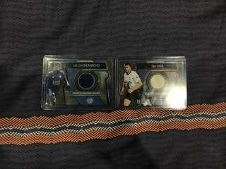 MATCH ATTAX ULTIMATE SHIRT RELIC CARDS