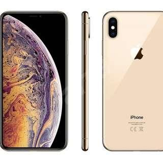Brand New iPhone XS Max 512GB Gold  6.5-inch for Sale (20% off RRP)