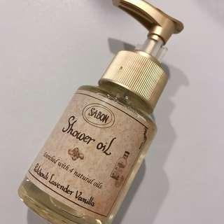 SABON 經典 沐浴油 60ml 玻璃瓶 小瓶裝