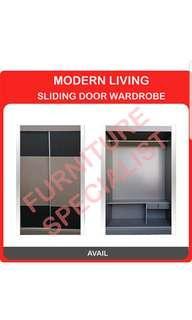 Furniture Specialist] MODERN LIVING WARDROBE / FREE DELIVERY + INSTALLATION