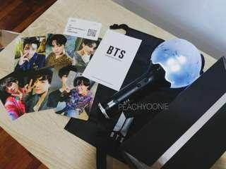 BTS OFFICIAL ARMY BOMB LIGHTSTICK VER.3