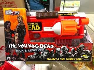 Walking Dead - Rick's Revolver  Gun not Nerf 送子彈