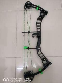 Martin Max-33 Compound Bow Plus Accessories
