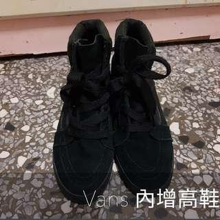 🚚 VANS 內增高鞋  37號