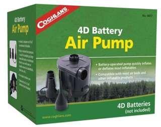 Coghlan's 4D Battery Air Pump
