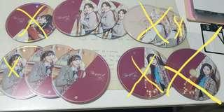 [WTS] Member CD Plates Twice The Year of Yes Album