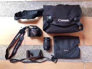[used] CANON EOS 650d