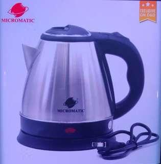 Micromatic MCK - 1210 Stainless Steel Electric Kettle 1.2L