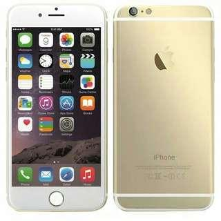 Ori Promo Iphone 6s 64gb Gold
