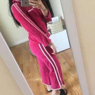 Nike Pink tracksuit